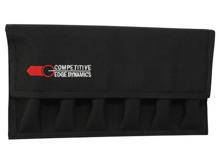 CED 6 Magazine Storage Pouch Polyester Black