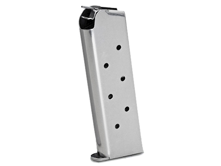 Springfield Armory Magazine 1911 Government, Commander 45 ACP 7-Round Stainless Steel