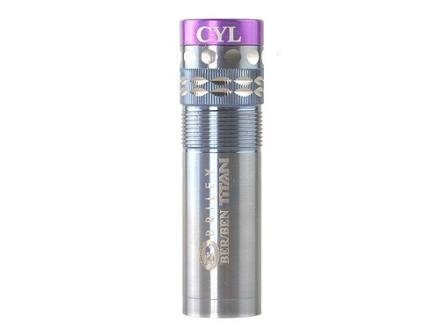 Briley Spectrum Mach 1 Extended Choke Tube Benelli Nova, M1, Beretta Mobilchoke 12 Gauge Titanium