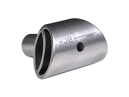 "JP Enterprises Recoil Eliminator Muzzle Brake 3/4""-28 Thread 1.00"" Taper Stainless Steel"