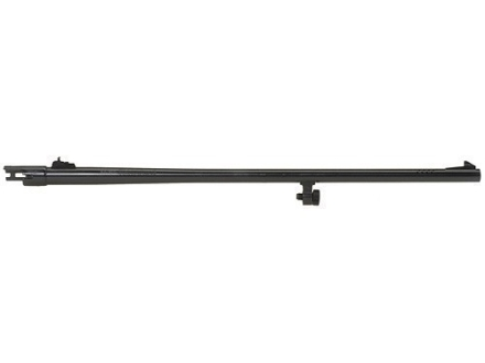 "Mossberg Barrel Mossberg 500 20 Gauge 3"" 1 in 36"" Twist 24"" Rifled with Rifle Sights Ported Steel Blue"