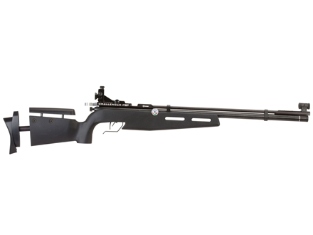 Crosman PCP Challenger Competition Air Rifle .177 Caliber Polymer Stock Black with Sights