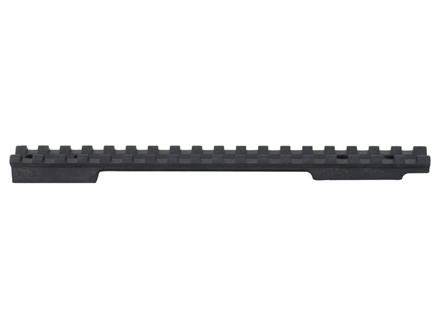 EGW 1-Piece Picatinny-Style Base Savage 110 Through 116 Flat Rear Long Action Matte