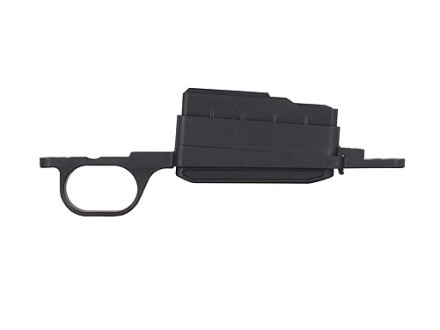 Weatherby Detachable Magazine Retrofit Kit Vanguard Howa 1500 30-06 Springfield, 270 Winchester, 25-06 Remington 3-Round Polymer Black
