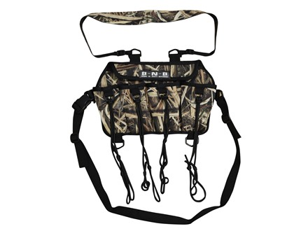 Down N Dirty Call Bridle Neoprene Mossy Oak Shadow Grass Blades