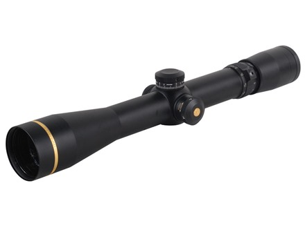 Leupold VX-3 Long Range Rifle Scope 30mm Tube 4.5-14x 40mm Custom Dial System (CDS) Side Focus Duplex Reticle Matte