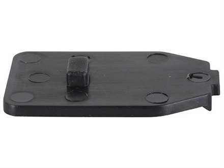 Smith & Wesson Magazine Floorplate Catch Assembly S&W SW40C, SW40E, SW40F, SW40G, SW40GP, SW40P, SW40V, SW40VE Steel Black