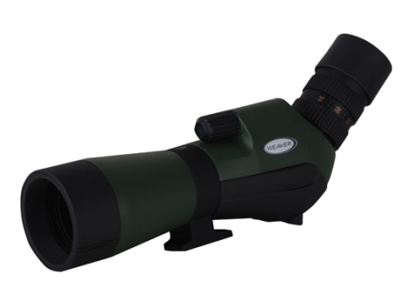 Weaver Classic Series Spotting Scope 15-45x 65mm Angled Eyepiece Black