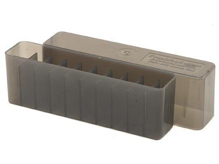 Frankford Arsenal Slip-Top Ammo Box #209 22-250 Remington, 243 Winchester, 308 Winchester 20-Round Plastic Smoke Box of 10