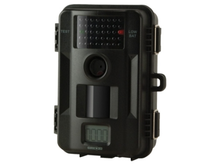 Stealth Cam Unit Ops Black Flash Infared Game Camera 8.0 Megapixel Black
