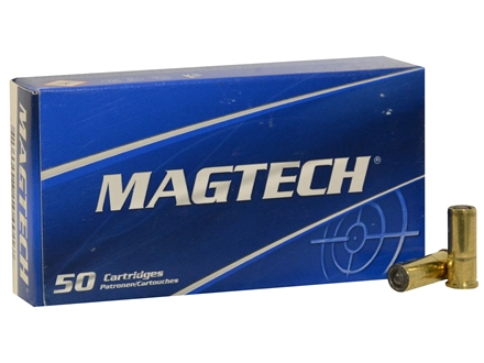 Magtech Sport Ammunition 32 S&W Long 98 Grain Lead Wadcutter