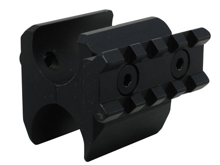 Promag Tactical Shotgun Barrel Clamp Accesory Rail with QD Sling Swivel