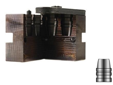 Lyman 2-Cavity Bullet Mold #452424 45 Caliber (452 Diameter) 255 Grain Semi-Wadcutter