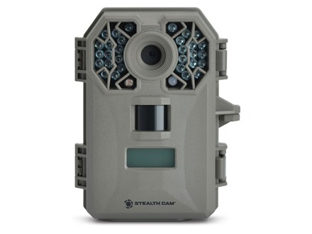 Stealth Cam G30 Infrared Game Camera 8 Megapixel Gray