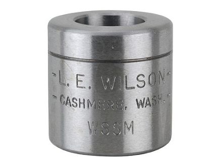 L.E. Wilson Trimmer Case Holder 223 Winchester Super Short Magnum (WSSM), 243 WSSM, 25 WSSM for Fired Cases