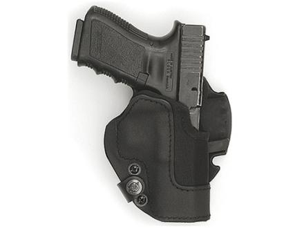 Front Line KNG Belt Holster Right Hand HK USP 9/40 Kydex Black