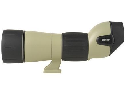 Nikon Fieldscope Spotting Scope 20-60x 60mm Straight Body Armored Green