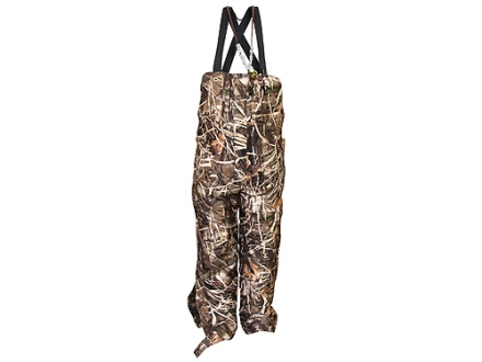 Drake Men's LST Bibs Insulated Waterproof Polyester