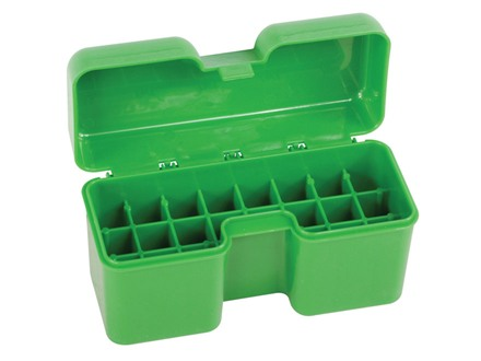 MTM Flip-Top Ammo Box 7mm Winchester Short Magnum (WSM), 300 Winchester Short Magnum (WSM), 45-70 Government 22-Round Plastic