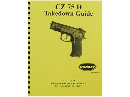 """Radocy Takedown Guide """"CZ 75"""""""