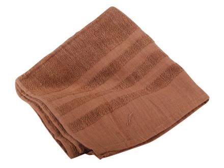 "5ive Star Gear Mil Spec Towel 100% Cotton 22"" x 42"" Brown"