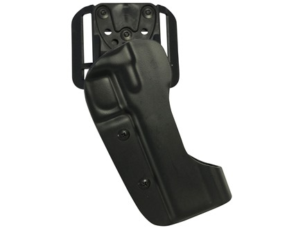 "Blade-Tech Pro-Series Speed Rig Belt Holster Right Hand STI Edge Long Dust Cover 5"" Barrel Drop Offset Adjustable Sting Ray Loop Kydex Black"