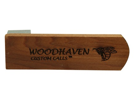 Woodhaven Turkey Call Conditioning Stone