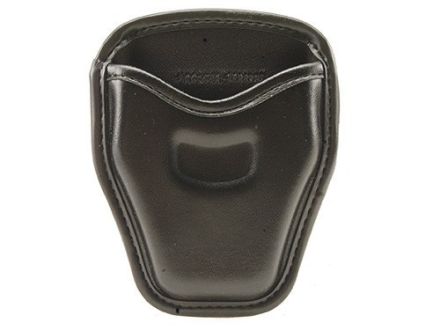 Bianchi 7934 AccuMold Elite Open Handcuff Case Nylon High-Gloss Black