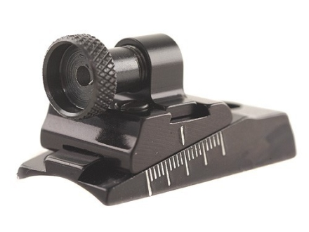Williams WGRS-BAR Guide Receiver Peep Sight Browning BAR and BLR Aluminum Black