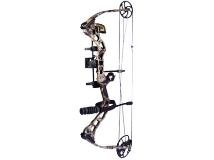 Quest Rogue XD Compound Bow Package