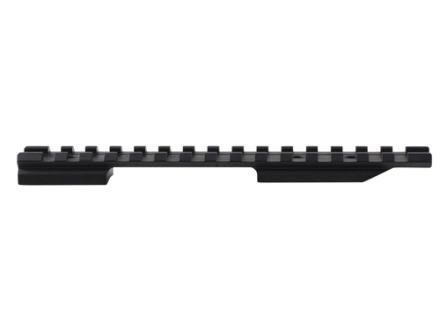 Nightforce 1-Piece 10 MOA Picatinny-Style Scope Base Remington 700 (8-40 Screws) Short Action Matte