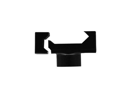 GrovTec Rail Mount Heavy Duty Quick Detach Sling Swivel Adapter AR-15 Aluminum Black