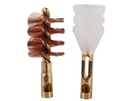 Real Avid ZipWire Shotgun Cleaning Brush and Jag 20 Gauge Brass Combo Pack