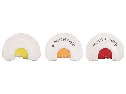 Woodhaven The Killing Machine Combo Diaphragm Turkey Call Pack of 3