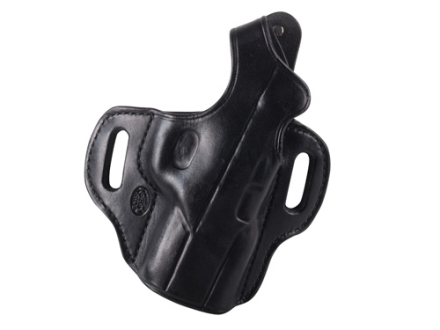 El Paso Saddlery Strongside Select Thumb Break Outside the Waistband Holster Right Hand Beretta Px4 Storm Leather Black