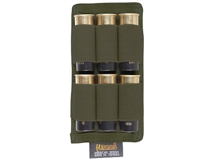Maxpedition Vertical Shotgun Shotshell Panel 6-Round