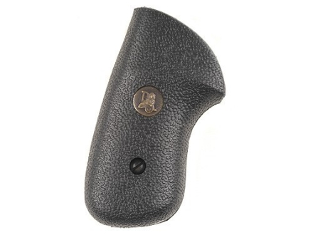 Pachmayr Compac Grips Ruger SP101 Rubber Black