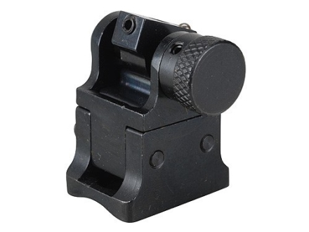 Marble's Improved Tang Peep Sight Base Browning 1895, Marlin 336, 444SS, 1895G, Winchester 1895 Blue