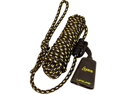 Hunter Safety System Life Line Treestand Climbing Rope Camo