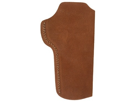 Bianchi 6 Inside the Waistband Holster Left Hand 1911, Beretta 92, 96, S&W 1006, 4506, Taurus PT92, PT99, PT100, PT101 Suede Leather Natural