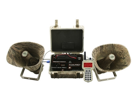 FoxPro Snow Crow II Electronic Call with 100 Sounds Mossy Oak Brush Camo