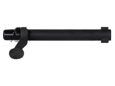 PTG Bolt Assembly Remington 700 Short Action 223 Remington Bolt Face with Remington Extractor Steel Blue
