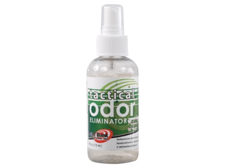 Point Blank Tactical Odor Eliminator Spray Liquid 4 oz