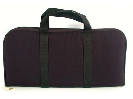 "Soft Armor Rex Pistol Gun Case 12"" x 24"" Thompson Center and Savage Striker Nylon Black"