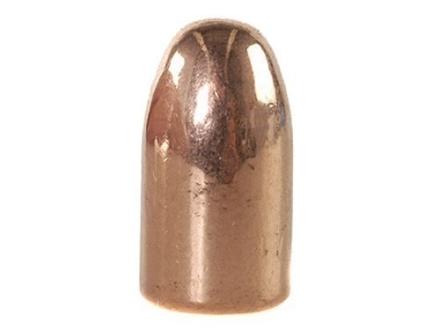 Rainier LeadSafe Bullets 38 Caliber (357 Diameter) 158 Grain Plated Round Nose