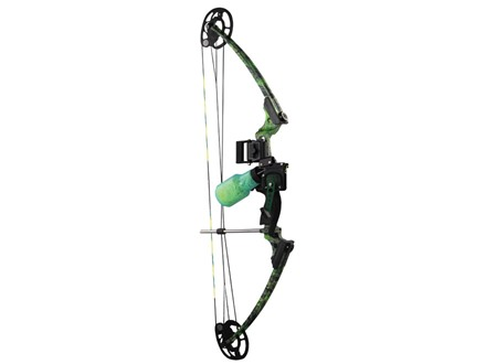 AMS Swamp Thing Tournament Series Bowfishing Compound Bow Kit Right Hand