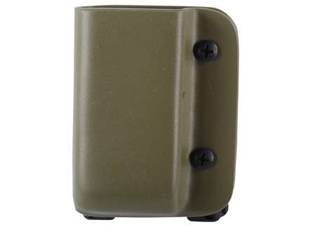 Blade-Tech Single Magazine Pouch Right Hand Single Stack Magazines Tek-Lok Kydex Olive Drab