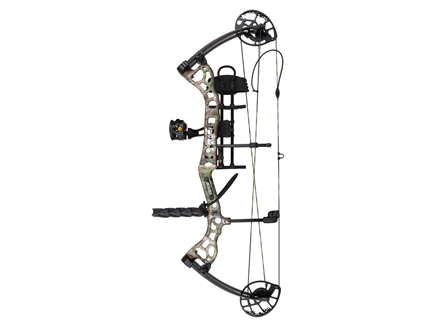 Bear Crux RTH Compound Bow Package