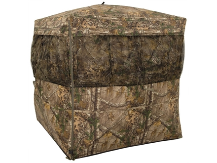 "Browning Mirage Ground Blind 72"" x 72"" x 66"" Polyester Realtree Xtra Camo"