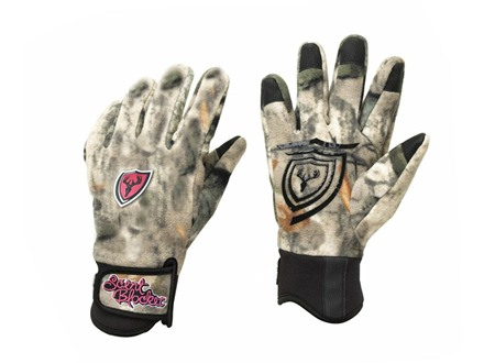 ScentBlocker Women's Sola Pro Grip Fleece Gloves